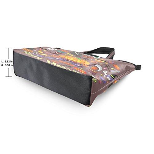 Para Multicolor Tela Bolso De Mujer Ahomy qw7t6Bgxx