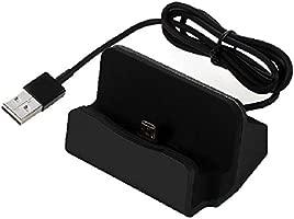 K-S-Trade Base de Carga para Xiaomi Mi A2 Lite Micro USB ...