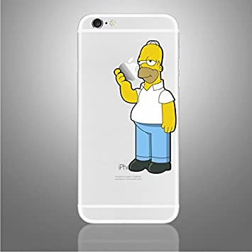 homer simpson iphone 7 case