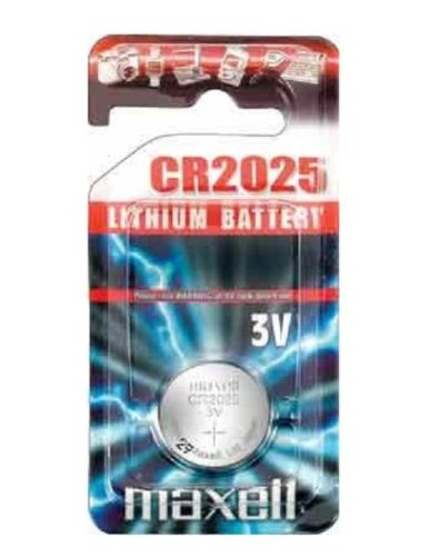 Brand New 10 x Maxell CR2025 Batteries Lithium Battery 3V Button Coin Cell CR 2025 DL2025 OnlineDiscountStore