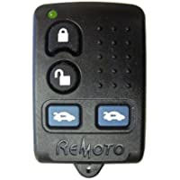 Remotes Unlimited Factory Keyless Entry Transmitter 4-Button ReMoto (131-2666)