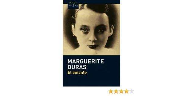 Amazon.com: El Amante (Coleccion Andanzas) (Spanish Edition) (9788483835722): Marguerite Duras: Books