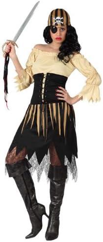 Atosa - Disfraz de pirata para niña, talla M/L (15767): Amazon.es ...