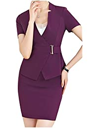 Amazon Com Purples Dress Suits Suit Sets Clothing Shoes Jewelry