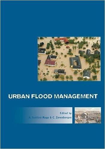 Téléchargement des livres du forum Urban Flood Management: Introduction - 1st International Expert Meeting on Urban Flood Management 0415359988 (Littérature Française) PDF