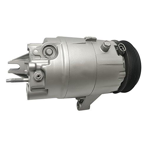 RYC Remanufactured AC Compressor and A/C Clutch FG283