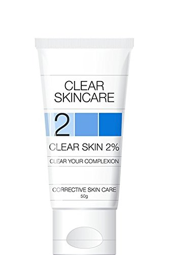 Amazon com : Clearskincare Clearskin 2% for sun spots and