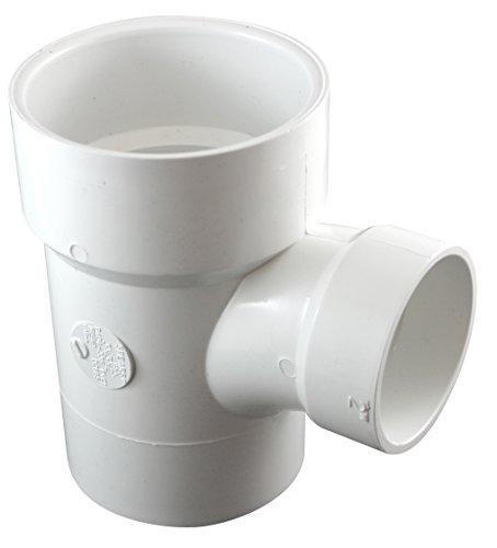 Pvc Dwv Sanitary Tee - 4