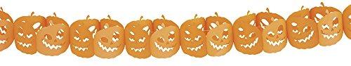Rubie's Pumpkin Garland Naughty, 3m (S4337) -