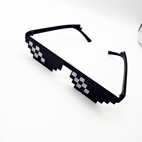 de Polarizadas Vidrios Sol de de Patrón Mosaico Sol Hombres de Traje de TI Gafas Unisex 2 Sol Gafas Gamberro para Gafas con Ncient Vida de de twTvOfqtg