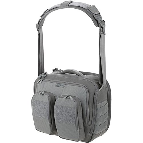 Maxpedition Skylance Tech Gear Bag, Size 28/Large, Gray