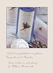 Brown & Harris Lavender Perfumed Drawer Liners