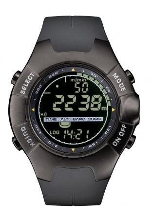 Suunto Observer SR Wrist-Top Computer Watch with Altimeter, Barometer, and Compass (Black)