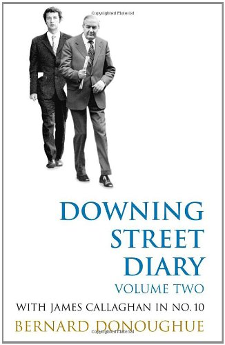 Download Downing Street Diary, Volume Two (No. 10 v. 2) PDF