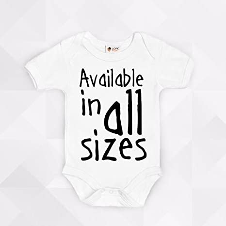 I/'M ACUTE baby funny maths joke BABYGROW BABY GROW  ALL SIZES Unisex !