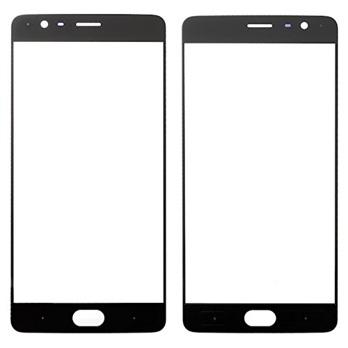 BisLinks OEM Front Outer Touch Screen Display Glass Top Panel Cover Lens Replacement Part for OnePlus 3