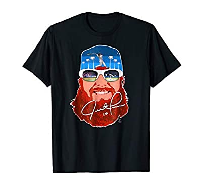 Justin Turner Big Red 2017 T-Shirt - Apparel