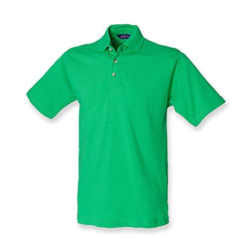 HenburyDamen Polo ShirtPoloshirt, Grün - Bright Green, L