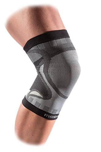 McDavid Compression Knee Support, Promotes Healing & Pain Relief from Patella Tendon Support, Arthritis, Bursitis, Tendonitis, Knee Stability for Men & Women, Sold as Single Unit (1) (Best Knee Support For Arthritis Uk)