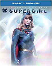 Supergirl: The Complete Fifth Season (Blu-ray + Digital + Bonus Disc)
