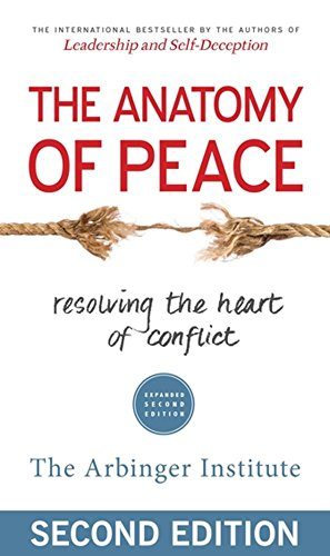 Pdf Politics The Anatomy of Peace: Resolving the Heart of Conflict