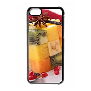 The delicious fruit Custom Cover Case with Hard Shell Protection for Iphone 5C Case lxa#211611