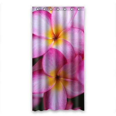 Dalliy de Botanica la belleza del flor disfraz cortina de la ducha ...