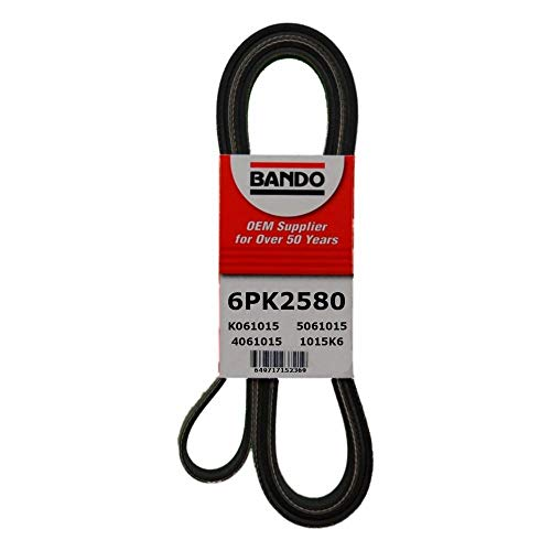 Bando 6PK2580 OEM Quality Serpentine Belt