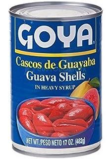 Goya Cascos de Guayaba | Guava Shells 17 Oz