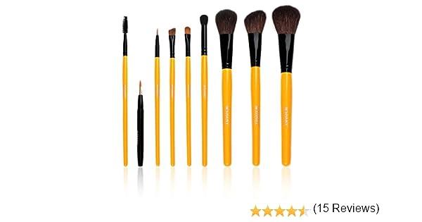 Shany Cosmetics Urban Gal Collection – Kit de 12 pinceles y brochas de maquillaje: Amazon.es: Belleza