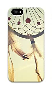 Beautiful Dream Catcher 007 Iphone 5 5S Hard Protective 3D Case by Lilyshouse by icecream design