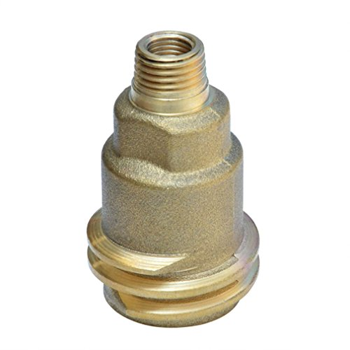 Onlyfire qcc acme nut propane gas fitting adapter