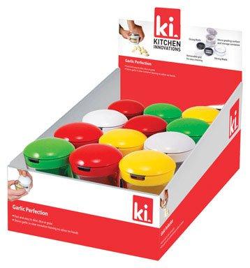 Kitchen Innovations Garlic Press, Set of 12 by Kitchen Innovations