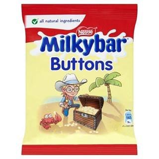 Milkybar Buttons 30G X Case Of 48