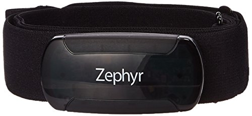 Zephyr HxM Smart Heart Rate Monitor for iPhone 4S, iPad (3rd Gen) & iPhone 5 with Bluetooth Low-Energy (4.0)