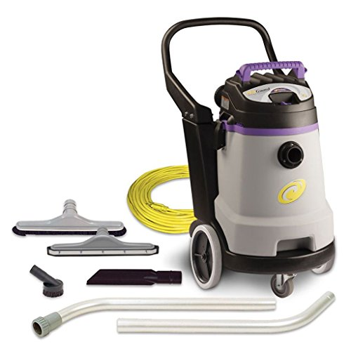 - ProTeam Wet Dry Vacuums, ProGuard 20, 20-Gallon Commercial Wet Dry Vacuum Cleaner with Tool Kit