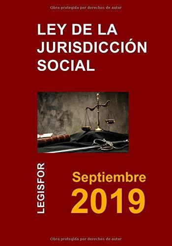 Ley de la Jurisdicción Social (Spanish Edition) Legisfor