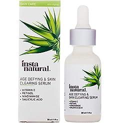 InstaNatural Vitamin C Anti Aging Skin C...