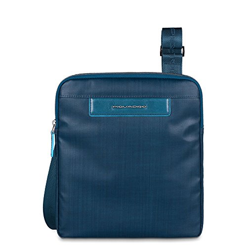 Piquadro iPad Air Shoulder Pocketbook Flat, RAF Blue, One Size by Piquadro