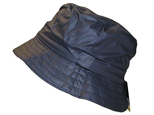 Wax Bush Mütze für Erwachsene, Schwarz - schwarz - Größe: 60 cm Dunkelblau