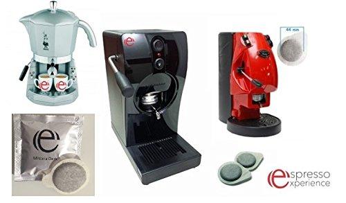 450 Cápsulas Filtro papel Ese 44 mm Espresso Experience: Amazon.es ...