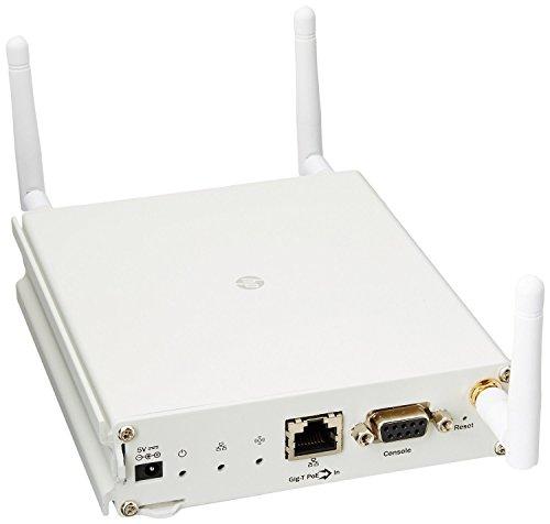 HPE J9835A 501 Client Bridge Wireless Router 802.11B/g/n/AC Desktop, Wall-Mountable, White