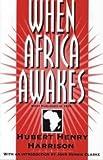 When Africa Awakes