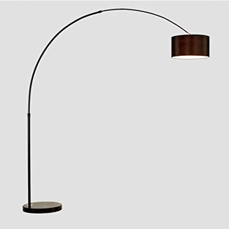 Any home lamp modern fishing pole arched floor lamp marble base any home lamp modern fishing pole arched floor lamp marble base with remote control aloadofball Gallery
