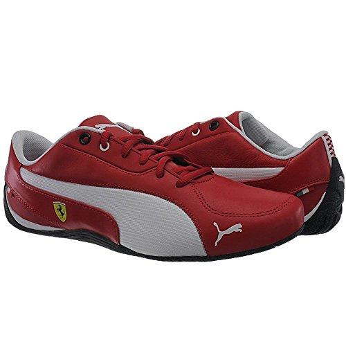 Sneaker Drift weiß 5 rot SF Puma Cat 304653 Herren nO4H4apY