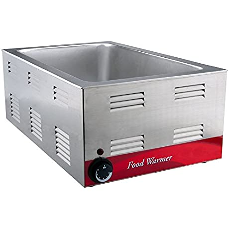 Update International EFW 20 Electric Food Warmer 20 Quart