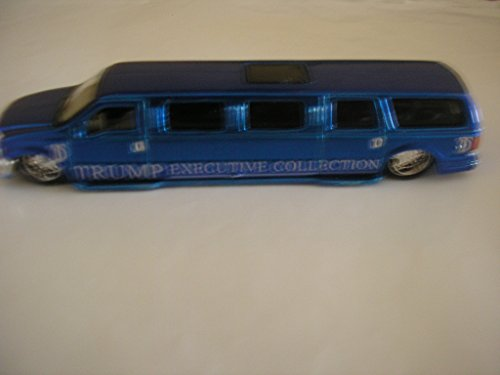 Maisto Trump Executive Collection ~ blue Ford Excursion ~ Diecast Car ~ Scale 1/64 - Excursion Collection