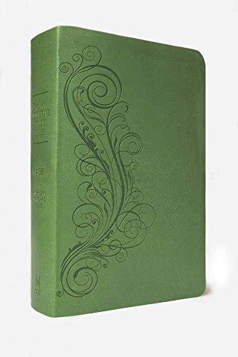 (The New Inductive Study Bible Milano SoftoneTM (NASB, green))