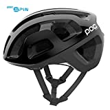 POC Octal X Spin, Helmet for Mountain Biking, Uranium Black, M For Sale