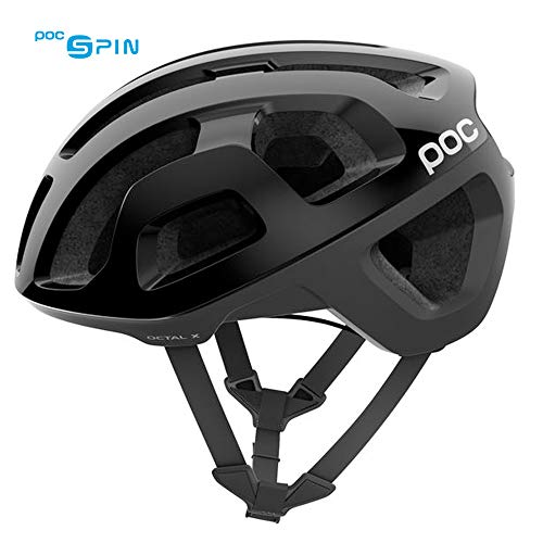 POC Octal X Spin, Helmet for Mountain Biking, Uranium Black, M For Sale
